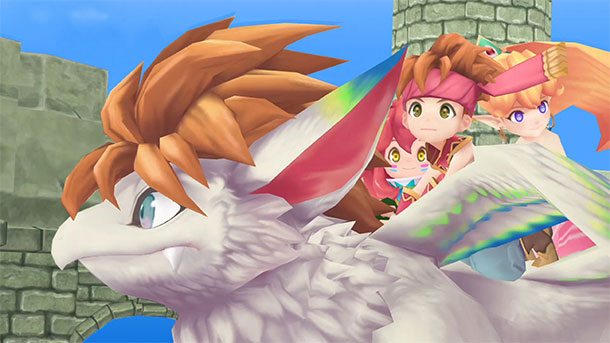 remake de Secret of Mana para Steam