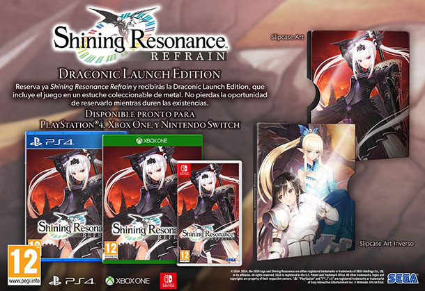 Shining Resonance Refrain en PC