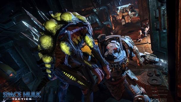 Primeras imágenes de Space Hulk Tactics para PC y consolas.