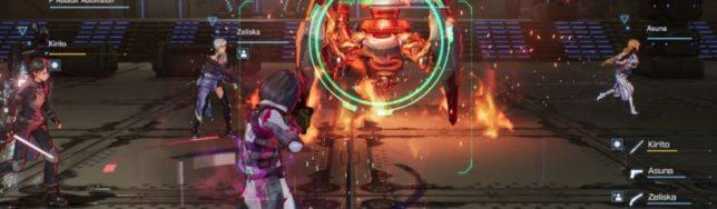 Nuevo tráiler de lanzamiento de Sword Art Online Fatal Bullet.