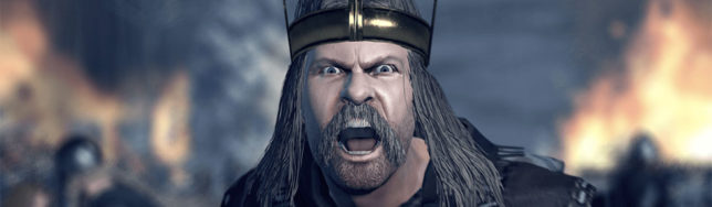 tráiler de A Total War Saga Thrones of Britannia