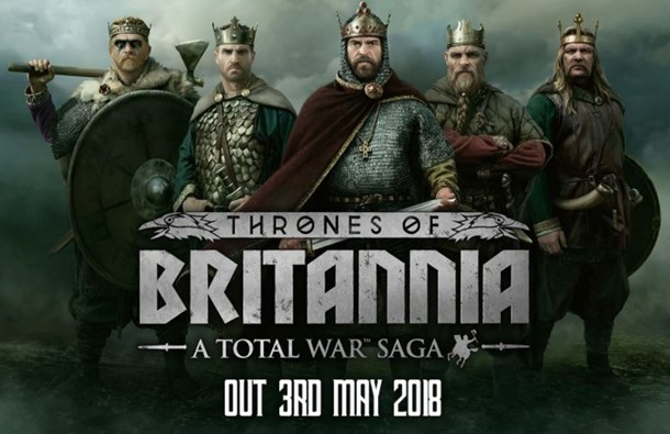 Se anuncia el retraso de Total War Saga Thrones of Britannia.