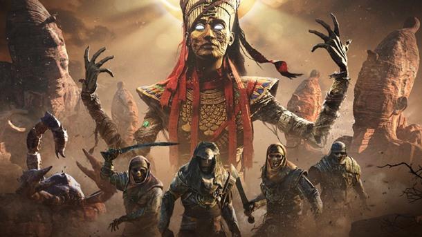 Ya puedes ver el tráiler de lanzamiento de La Maldición de los Faraones.