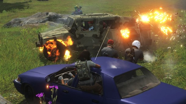 H1Z1 ya es free to play en Steam.