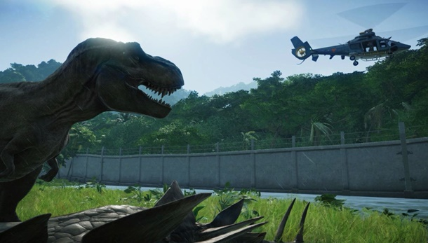 Ya conocemos la fecha de lanzamiento de Jurassic World Evolution.
