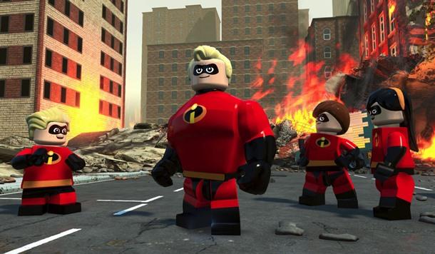 Así se ve el recién anunciado LEGO Los Increíbles.