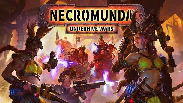 Games Workshop ha anunciado Necromunda Underhive Wars para PC y consolas.