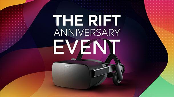 Oculus Rift celebra dos años