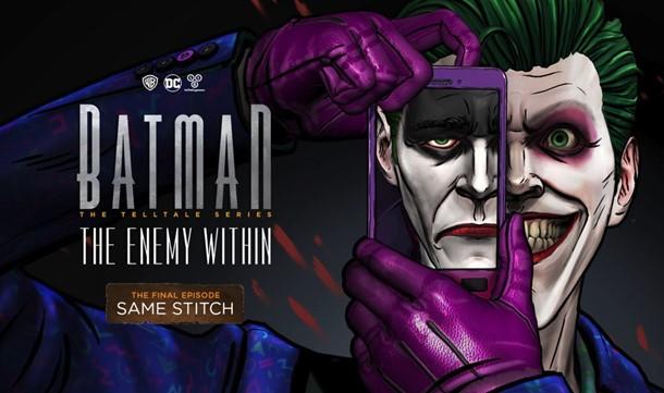 Primeros detalles del final de Batman The Enemy Within.