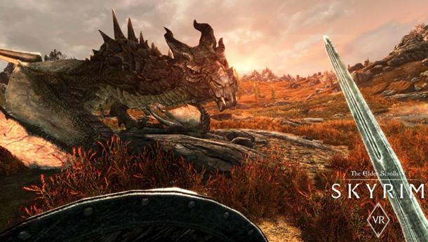 The Elder Scrolls V: Skyrim VR en Steam será una realidad el próximo 3 de abril.