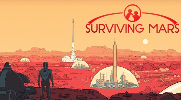 Lanzamiento de Surviving Mars en PC y consolas.