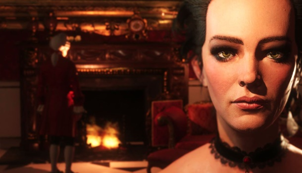 "Primer diario de desarrollo de The Council: ""Rethinking Narrative Adventure""."