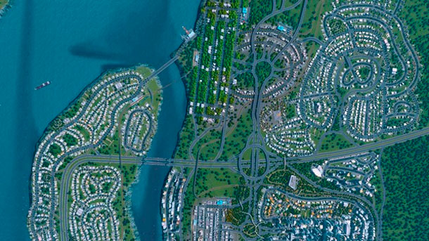 actualización de Cities Skylines