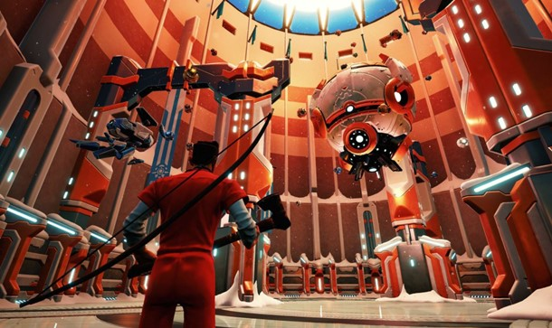 Disponible Darwin Project free to play a través de Steam.