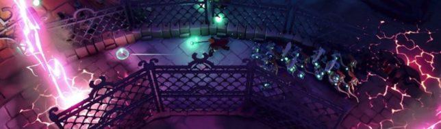 Ya puedes ve rel trailer de lanzamiento de Masters of Anima.