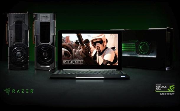 Ya podemos usar NVIDIA Ansel en Star Wars Battlefront 2.