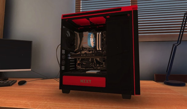 Éxito de PC Building Simulator en ventas.