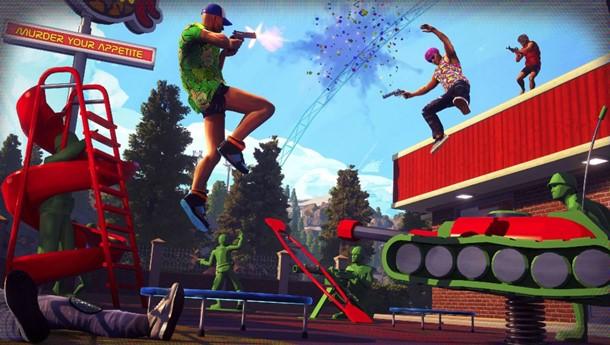 Primeros detalles del recién anunciado Radical Heights para PC.