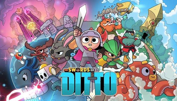 Ya puedes ver el tráiler de lanzamiento de The Swords of Ditto.