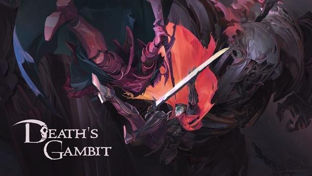 Fecha de lanzamiento de Death's Gambit y nuevo tráiler.