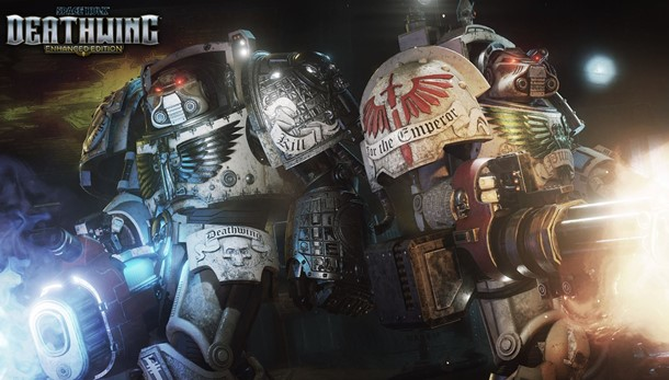 Detalles del lanzamiento de Space Hulk Deathwing Enhanced Edition.