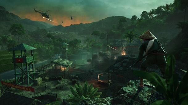 Ya puedes ver las primeras imágenes de Far Cry 5 Hours of Darkness.