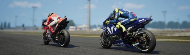 Así es el primer gameplay de MotoGP 18.