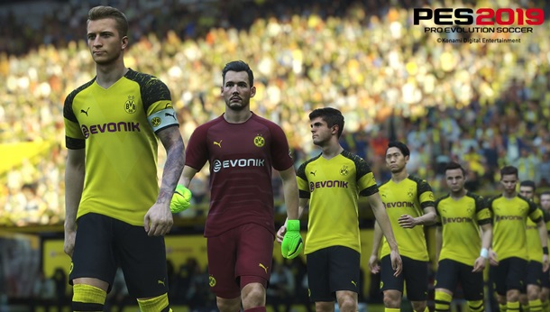 Konami ha anunciado Pro Evolution Soccer 2019 oficialmente.