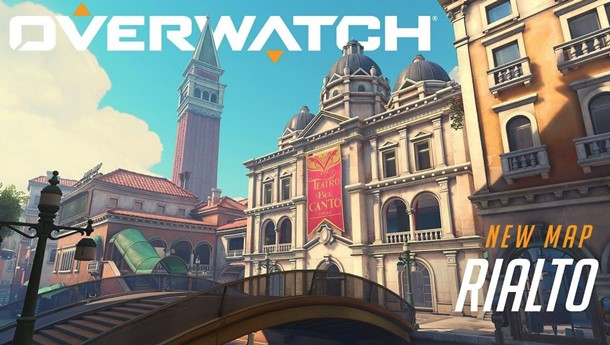 Disponible Rialto en Overwatch.