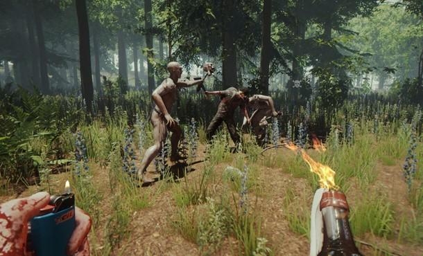 Ya tenemos fecha de lanzamiento del modo VR en The Forest.
