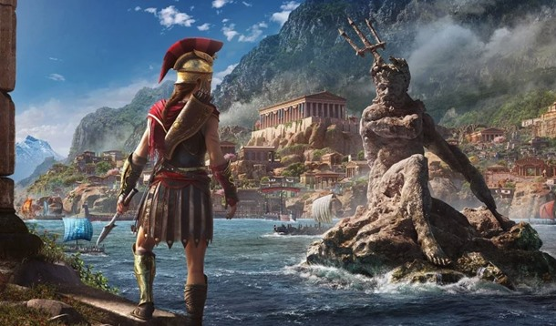 Detalles del recién anunciado Assassin's Creed Odyssey.