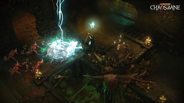 El recién anunciado Warhammer Chaosbane será la primera adaptación del continente de fantasía Warhammer al género del rol y la acción.