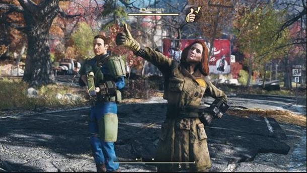 Bethesda ha publicado el primer tráiler de gameplay de Fallout 76.