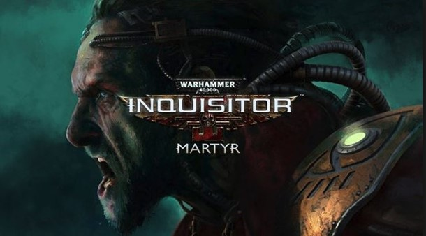 Ya puedes encontrar disponible Warhammer 40.000 Inquisitor - Martyr.