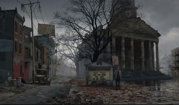 Nuevos detalles sobre el lanzamiento de The Sinking City.