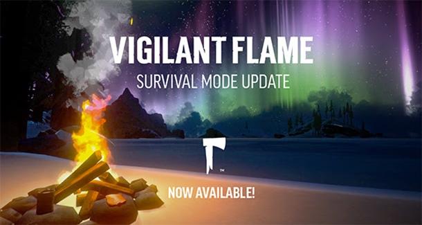 Vigilant Flame es la nueva actualización de The Long Dark.