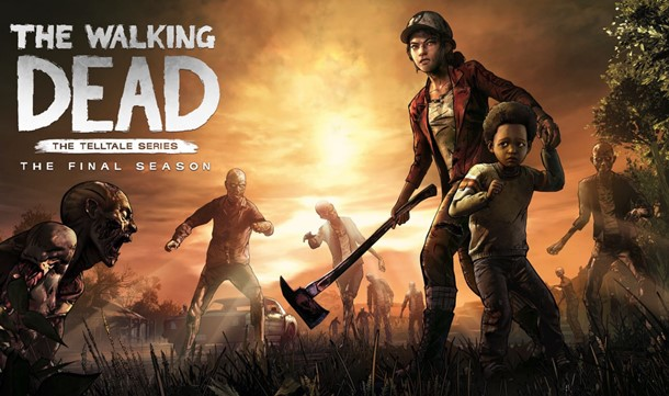 Relanzamiento de The Walking Dead The Final Season en Epic Store de forma exclusiva.