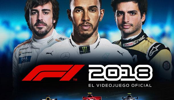 diario de desarrollo de F1 2018