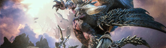 Monster Hunter World en Steam