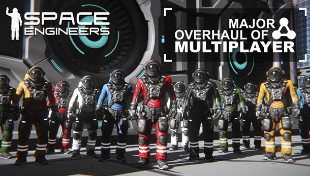Llegan los servidores dedicados en Space Engineers con su nueva actualización en Steam.