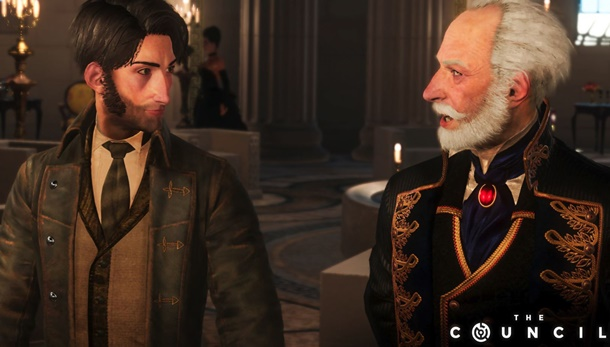 El Episodio 3 de The Council será clave para decidir el futuro de Louis.