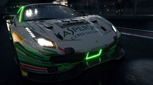 Tendremos Assetto Corsa Competizione en Steam Early Access muy pronto.
