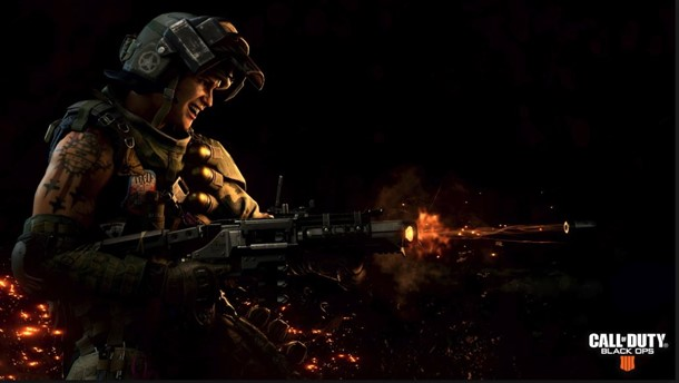 Primeros detalles del mapa de Blackout en Call of Duty Black Ops 4.