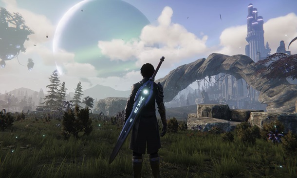 Disponible Edge of Eternity a través de la plataforma Steam Early Access.