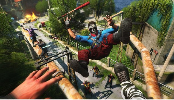 Disponible Dying Light Bad Blood, nuevo battle royale.