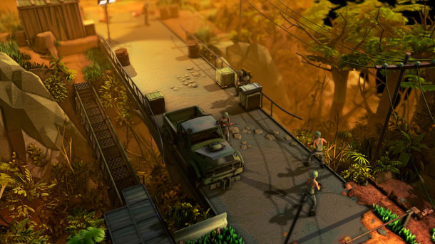 lanzamiento de Jagged Alliance Rage