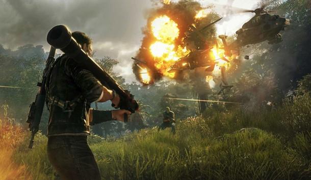 Ya puedes ver un nuevo tráiler estilo live action de Just Cause 4, que también incluye nuevas imágenes de gameplay.