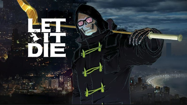 LET IT DIE en PC este mismo mes.