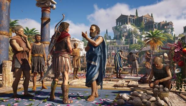 La actualización de noviembre en Assassin's Creed Odyssey trae nuevas misiones y enemigos.