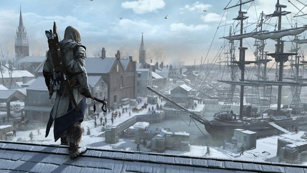 Mejoras de la remasterización de Assassin's Creed 3.